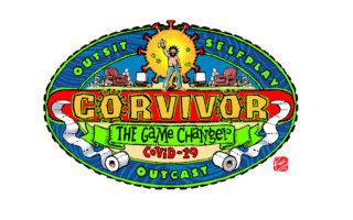 covid collection cartoon