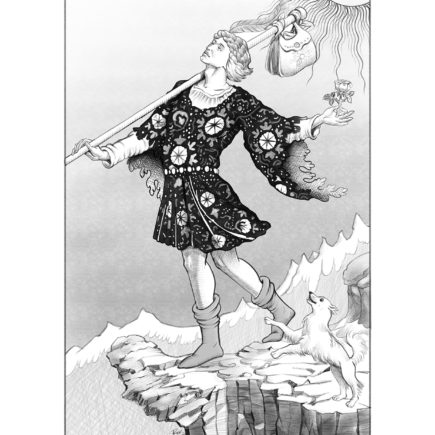 tarot illustration